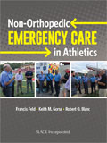 Image of the book cover for 'Non-Orthopedic Emergency Care in Athletics'