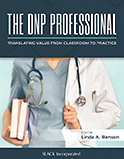 Image of the book cover for 'The DNP Professional'