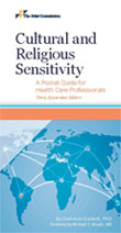 Image of the book cover for 'Cultural and Religious Sensitivity'