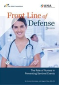 Image of the book cover for 'Front Line of Defense'