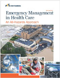 Image of the book cover for 'Emergency Management in Health Care'