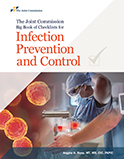 Image of the book cover for 'The Joint Commission Big Book of Checklists for Infection Prevention and Control'
