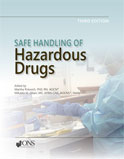 Image of the book cover for 'Safe Handling of Hazardous Drugs'