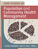 Image of the book cover for 'Case Studies in Population and Community Health Management'