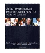 Image of the book cover for 'Johns Hopkins Nursing Evidence-Based Practice Model and Guidelines'