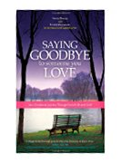 Image of the book cover for 'Saying Goodbye to Someone You Love'