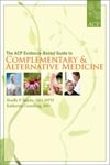 Image of the book cover for 'THE ACP EVIDENCE-BASED GUIDE TO COMPLEMENTARY & ALTERNATIVE MEDICINE'