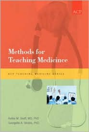 Image of the book cover for 'Methods for Teaching Medicine'