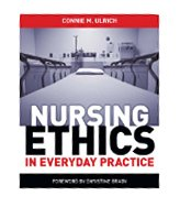Image of the book cover for 'Nursing Ethics in Everyday Practice'