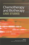 Image of the book cover for 'Chemotherapy and Biotherapy Case Studies'