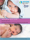 Image of the book cover for 'Neonatal Skin Care'