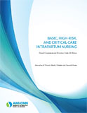 Image of the book cover for 'Basic, High-Risk, and Critical-Care Intrapartum Nursing'