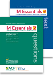 Image of the book cover for 'IM ESSENTIALS'