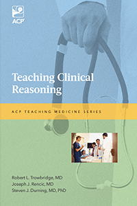 Image of the book cover for 'ACP Teaching Medicine Series'
