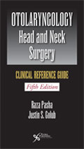 Image of the book cover for 'Otolaryngology Head & Neck Surgery'