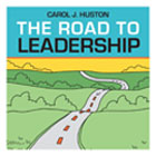 Image of the book cover for 'The Road to Leadership'