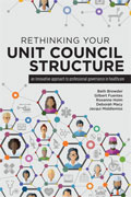 Image of the book cover for 'Rethinking Your Unit Council Structure'