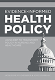 Image of the book cover for 'Evidence-Informed Health Policy'