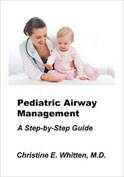 Image of the book cover for 'Pediatric Airway Management'