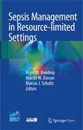 Image of the book cover for 'Sepsis Management in Resource-limited Settings'
