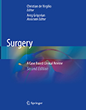 Image of the book cover for 'Surgery'