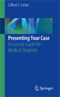 Image of the book cover for 'Presenting Your Case'