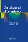 Image of the book cover for 'Clinical Manual of Dermatology'