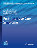 Image of the book cover for 'Post-Intensive Care Syndrome'