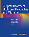 Image of the book cover for 'Surgical Treatment of Chronic Headaches and Migraines'