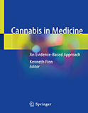 Image of the book cover for 'Cannabis in Medicine'