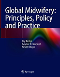 Image of the book cover for 'Global Midwifery: Principles, Policy and Practice'
