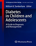 Image of the book cover for 'Diabetes in Children and Adolescents'