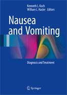 Image of the book cover for 'Nausea and Vomiting'