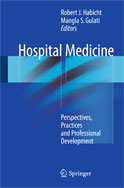 Image of the book cover for 'Hospital Medicine'