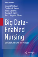 Image of the book cover for 'Big Data-Enabled Nursing'