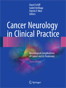 Image of the book cover for 'Cancer Neurology in Clinical Practice'