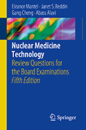 Image of the book cover for 'Nuclear Medicine Technology'