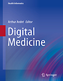 Image of the book cover for 'Digital Medicine'
