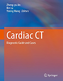 Image of the book cover for 'Cardiac CT'